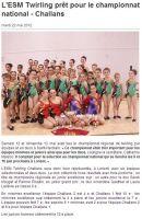 Ouest-France : national équipes et duos 2012