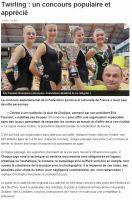 Ouest-France : Départemental équipes 2014