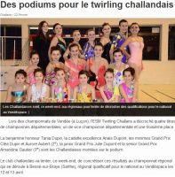 Ouest-France : Départemental individuel 2014