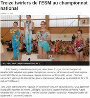 Ouest-France : Régional individuel 2014